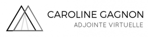 Caroline Gagnon – adjointe virtuelle